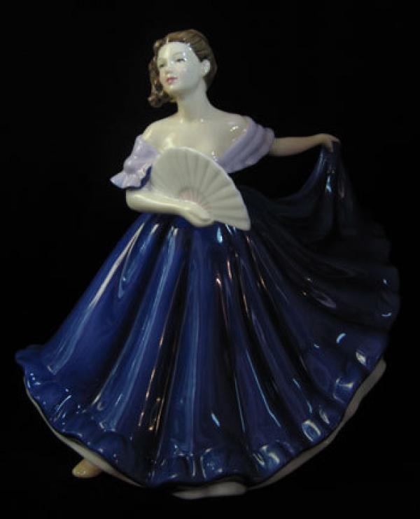 Royal Doulton Figurine: ELAINE