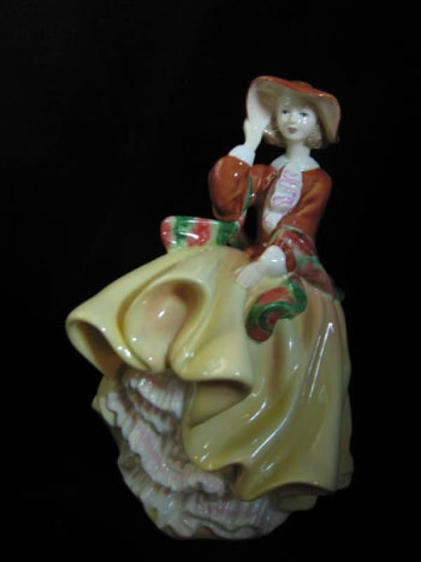 Royal Doulton Figurine: ABRIEL