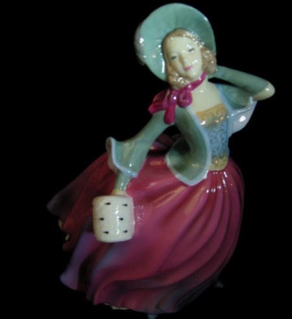 Royal Doulton Figurine: Autumn Breeze