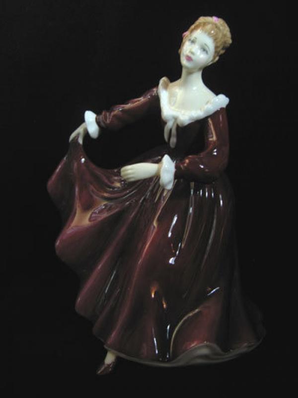 Royal Doulton Figurine: Samantha