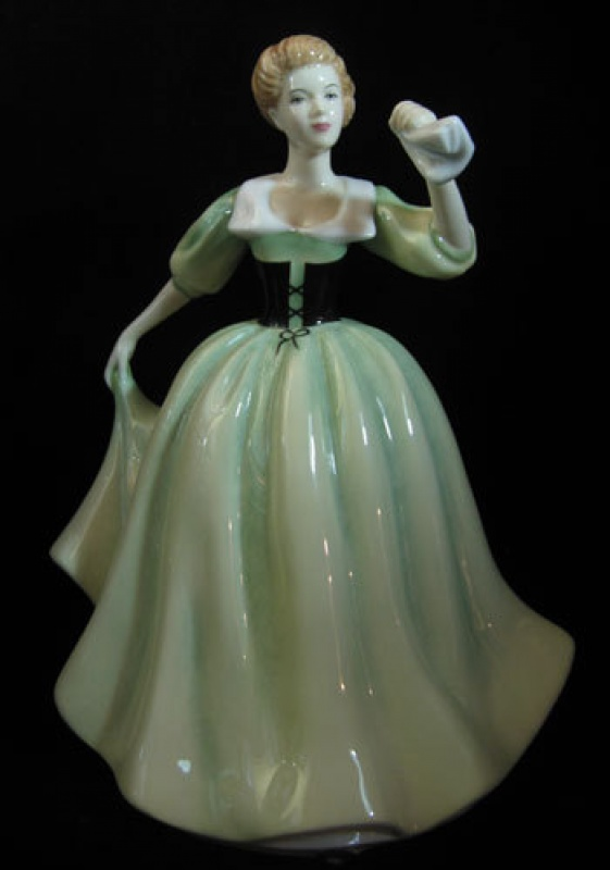 Royal Doulton Figurine: LILY