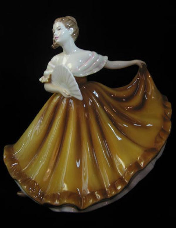 Royal Doulton Figurine: Madison