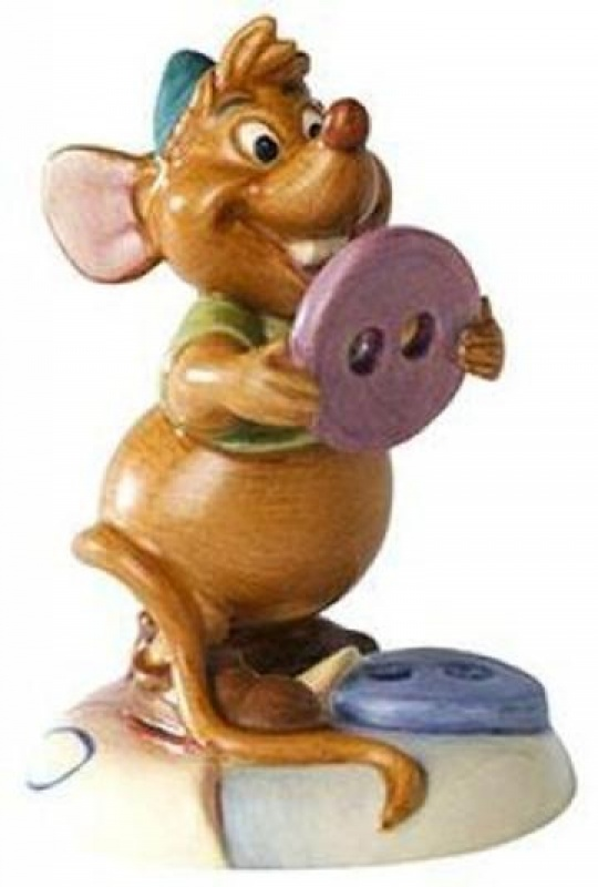 Royal Doulton Disney Figurines MOUSES~ GUS